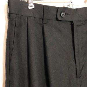Dress/Golf pant, black, size 34/32
